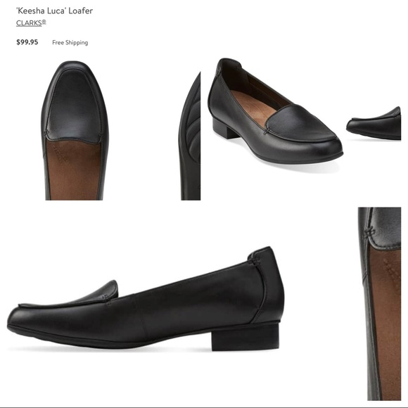 077edee21f4 Clarks Shoes - Clark s keesha luca loafer